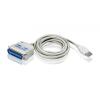 ATEN Cabler ATEN USB IEEE1284 Parallel Printer Converter