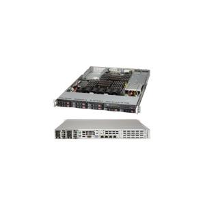 Supermicro SZVR SUPERMICRO - Super Server - Intel - 1U - SYS-1027R-WRF4+