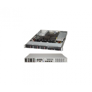 Supermicro SZVR SUPERMICRO - Super Server - Intel - 1U - SYS-1027R-WRFT+