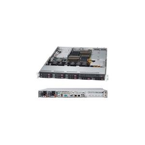 Supermicro SZVR SUPERMICRO - Super Server - Intel - 1U - SYS-1027B-URF