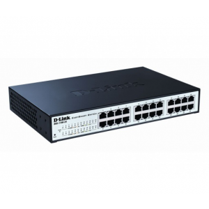 D-Link NET D-LINK DGS-1100-24 24-port Gigabit EasySmart switch