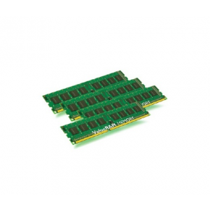 Kingston SRM DDR3 PC10600 1333MHz 64GB KINGSTON ECC Reg CL9 KIT4 DR x4 w/TS