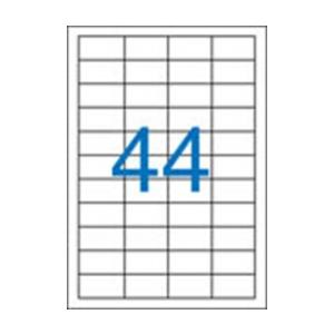 VICTORIA uni. 48,5x25,4mm 4400db/cs | Általános etikettek