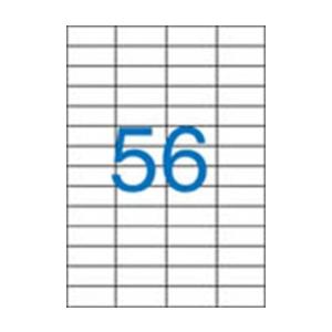 VICTORIA uni. 52,5x21,2mm 5600db/cs | Általános etikettek