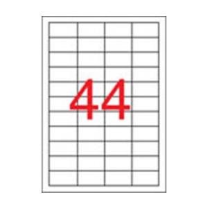 APLI APLI uni. 48,5x25,4mm 4400db/cs   Általános etikettek