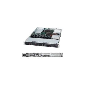 Supermicro SZVR SUPERMICRO - Super Server - Intel - 1U - SYS-1026T-UF