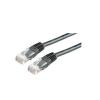 ROLINE Cable ROLINE UTP CAT5e patch 1m szürke
