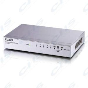 ZyXEL Switch 8x100Mbps fémházas