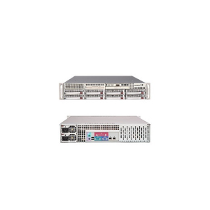 Supermicro SZVR SUPERMICRO - Super Server - Intel - 2U - SYS-6025B-8R+B