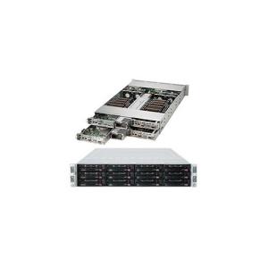 Supermicro SZTS SUPERMICRO - Super Server - Intel - 2U - SYS-6027TR-HTRF
