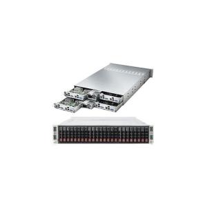 Supermicro SZTS SUPERMICRO - Super Server - Intel - 2U - SYS-2015TA-HTRF
