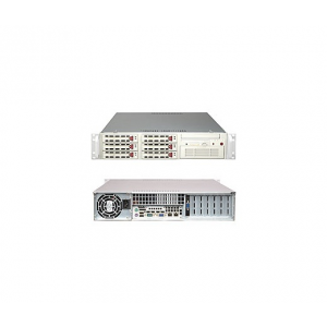 Supermicro SZVR SUPERMICRO - Super Server - Intel - 2U - SYS-5025M-4+