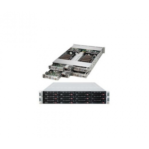 Supermicro SZTS SUPERMICRO - Super Server - Intel - 2U - SYS-6027TR-H71FRF