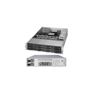 Supermicro SZST SUPERMICRO - SuperStorage - Intel - 2U Storrage szerver - SSG-6027R-E1R12N