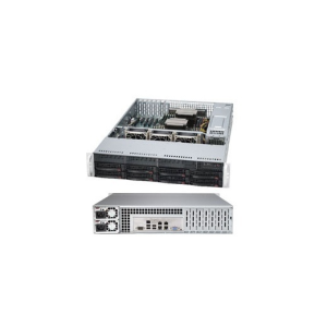 Supermicro SZVR SUPERMICRO - Super Server - Intel - 2U - SYS-6027R-3RF4+