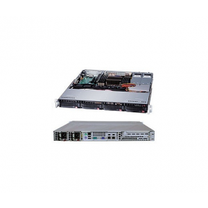 Supermicro SZVR SUPERMICRO - Super Server - Intel - 1U - SYS-5017R-MTRF