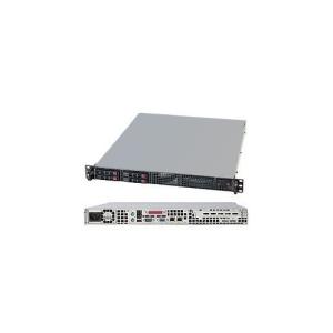 Supermicro SZVR SUPERMICRO - Super Server - Intel - 1U - SYS-1017C-TF
