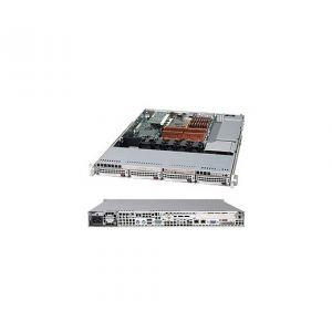 Supermicro SZVR SUPERMICRO - Super Server - Intel - 1U - SYS-6015B-8V