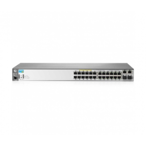 HP NET HP 2620-24-PPoE+ switch