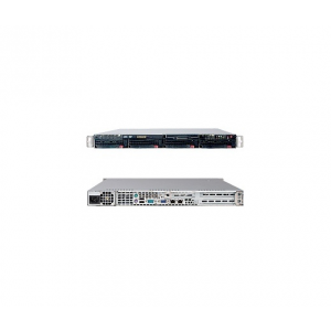 Supermicro SZVR SUPERMICRO - Super Server - Intel - 1U - SYS-5015B-NTB