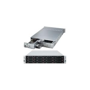 Supermicro SZTS SUPERMICRO - Super Server - Intel - 2U - SYS-6027TR-DTRF