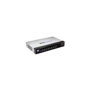 Cisco NET CISCO SPS208G 8-Port 10/100 + 2-Port Gigabit SP SWITCH