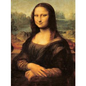 Ravensburger Ravensburger 1000 db-os Art puzzle - Da Vinci - Mona Lisa (15296)