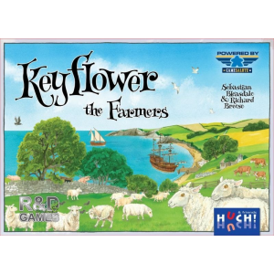 Game Salute Keyflower: The Farmers