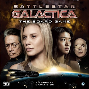 Fantasy Flight Games Battlestar Galactica Daybreak expansion