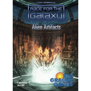Ystari Games Race for the Galaxy: Alien Artifacts