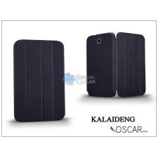 Kalaideng Samsung N5100 Galaxy Note 8.0 tok (Book Case) - Kalaideng Oscar Series - dark blue tok és táska