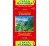 No.1: Stara Planina 1. (Zlatitsa - Kalofer) turistatérkép - Domino térkép