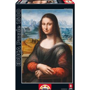 Educa Educa 1500 db-os puzzle - Mona Lisa (16011)
