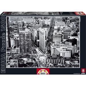 Educa Educa 1500 db-os puzzle - Útkereszteződés (16000)