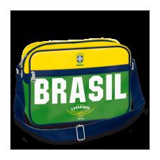 Brasil közepes oldaltáska műbőr AU-92846708