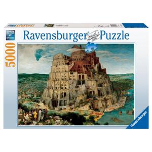 Ravensburger Ravensburger 5000 db-os puzzle - A bábeli torony (17423)