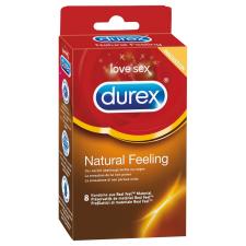 Durex Durex Natural Feeling - latexmentes óvszer (8db) óvszer