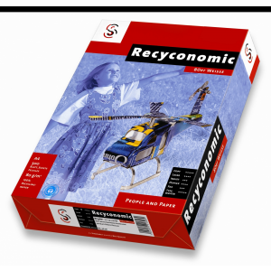 Recyconomi Másolópapír A/3 80gr RECYCONOMIC TREND WHITE