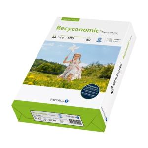 Recyconomi Másolópapír A/4 80gr RECYCONOMIC TREND WHITE