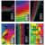 Interdruk Jegyzettömb perforált-vegyes mintákkal-A4+ 80 lap micro kockás <5db/cs