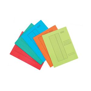 SilverBall Gyorsfűző papír színes A4/230gr. SÁRGA SilverBall 25db/csom