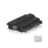 DELOCK SATA  Micro SATA 16pin F/M adapter