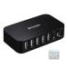 D-Link DUB-H7/E 7 portos USB2.0 HUB táppal