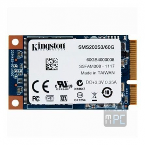 Kingston SSDNow mS200 60GB mSATA SSD