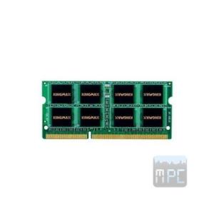 Kingmax 2GB 1600MHz DDR3 - SODIMM memória