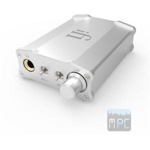 IFI iCAN Nano stereo fejhallgató erõsítõ ezüst