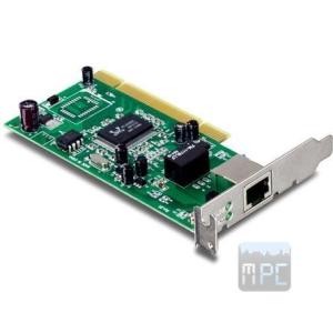 Trendnet TEG-PCITXRL PCI 10/100/1000Mbps hálózati kártya low profile