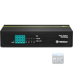 Trendnet TPE-TG44g 8-Port GREENnet Gigabit PoE switch