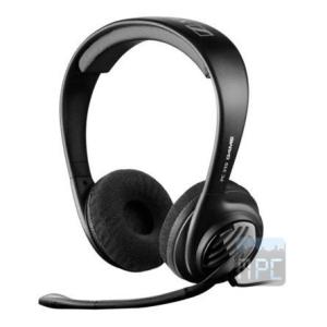 Sennheiser PC-310 stereo headset fekete