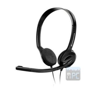 Sennheiser PC 31-II stereo headset fekete